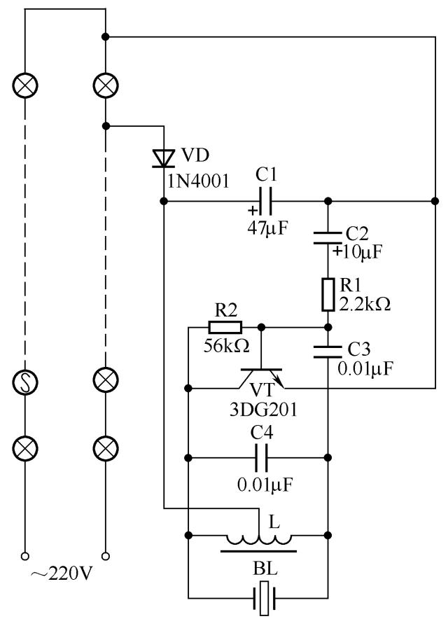3开关控1灯怎么连线附36种照明控制原理图_23