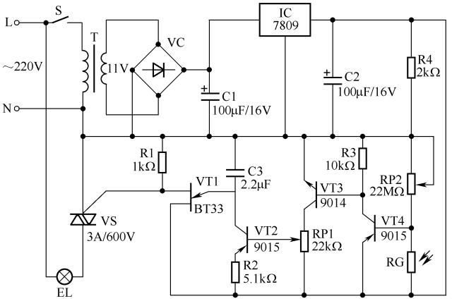 3开关控1灯怎么连线附36种照明控制原理图_21