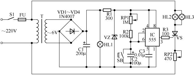 3开关控1灯怎么连线附36种照明控制原理图_31