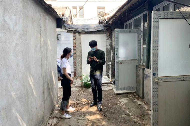 北京姑娘继承50㎡二环胡同房,一个人住太爽_15