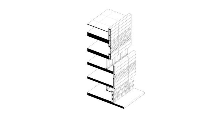 四个精美盒子,立面设计超越了单纯的审美_54