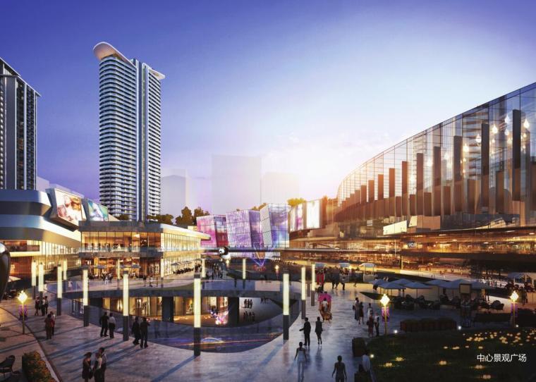 江西现代国际化+低碳生态商业+住宅公寓方案_15