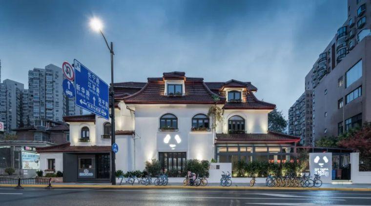 上海老洋房里的冰与火,PANDA1731火锅餐厅_1