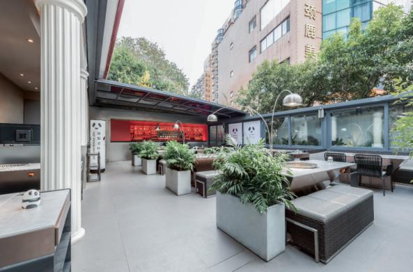 上海老洋房里的冰与火,PANDA1731火锅餐厅_9