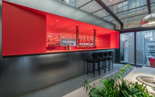 上海老洋房里的冰与火,PANDA1731火锅餐厅_18