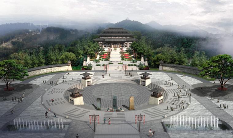 [河南]登封休闲度假旅游风景区规划设计方案_4