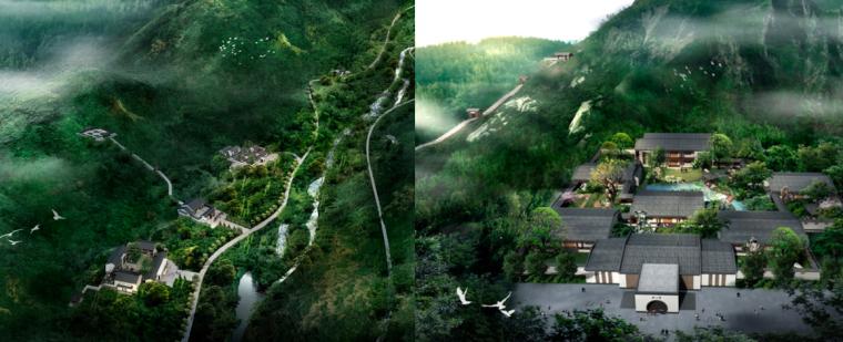 [河南]登封休闲度假旅游风景区规划设计方案_2