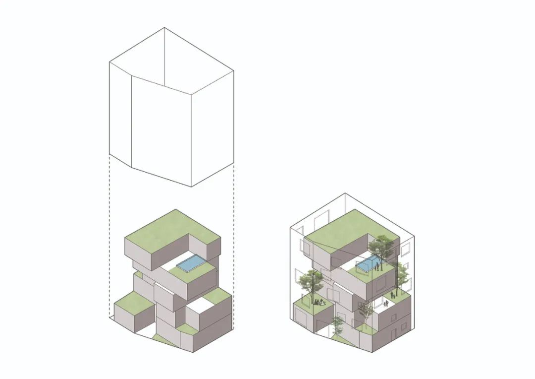 陶瓷村'透气'住宅/武重义建筑事务所_5