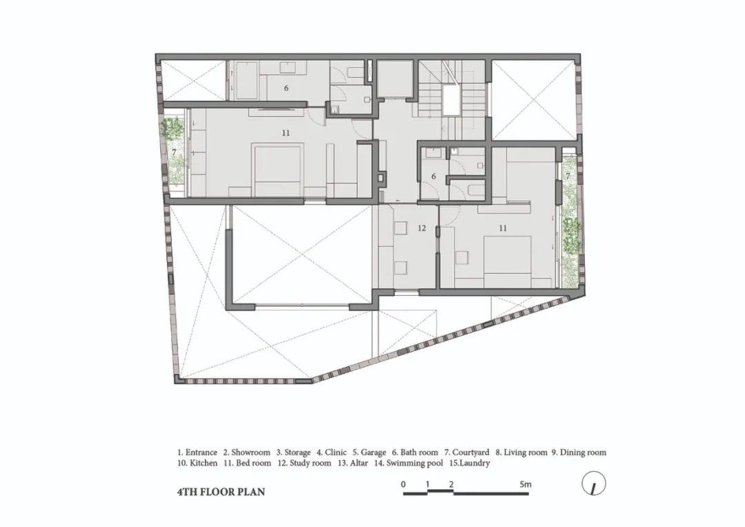 陶瓷村'透气'住宅/武重义建筑事务所_25