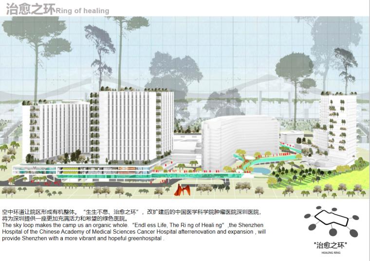 [广东]现代化生态肿瘤医院建筑设计文本PPT(_3