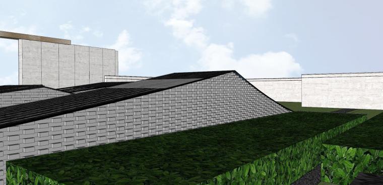 浙江新中式万象府示范区建筑和景观模型设计_10
