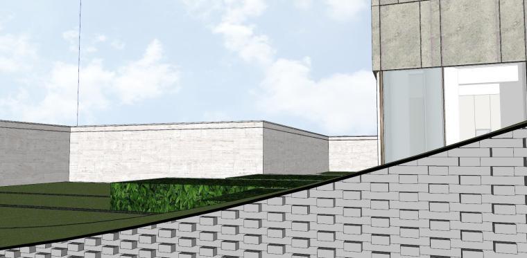 浙江新中式万象府示范区建筑和景观模型设计_12