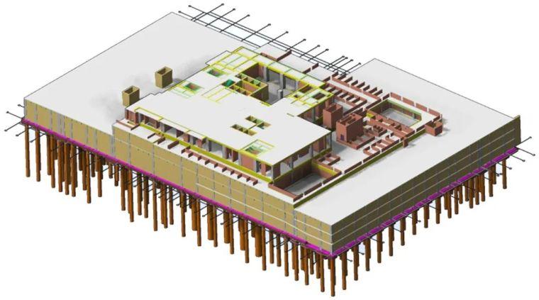 环球财富大厦地下室混凝土结构温差效应分析_3
