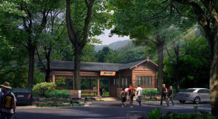 [山东]长寿山温泉度假区规划设计方案_7
