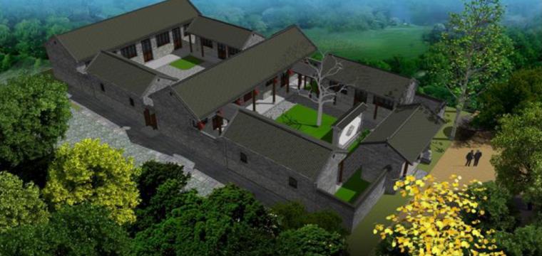 [山东]长寿山温泉度假区规划设计方案_5