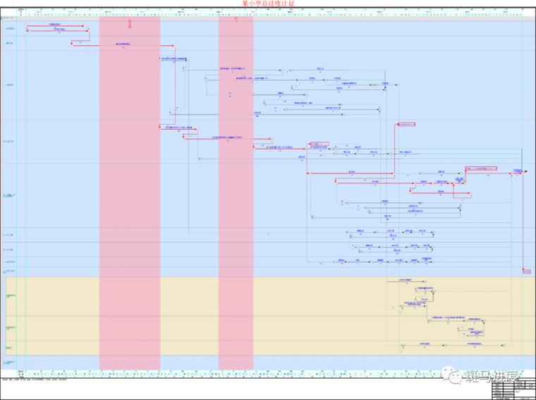 施工进度计划横道图网络图模板分享-有了这44篇施工进度计划模板新人也能编计划_7