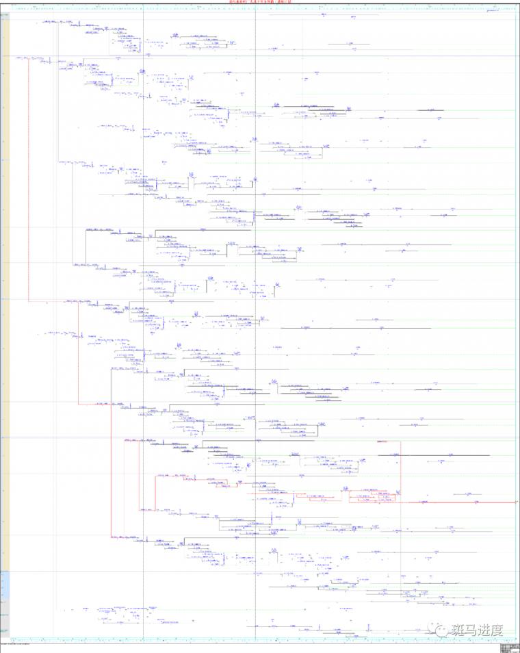 施工进度计划横道图网络图模板分享-有了这44篇施工进度计划模板新人也能编计划_9