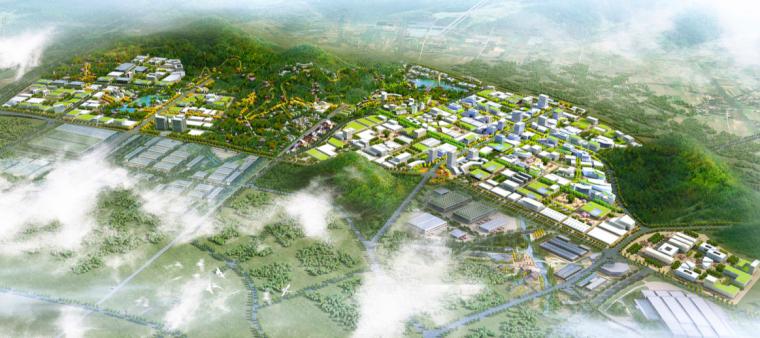 [浙江]湖州高新技术绿色智能制造产业园设计_2