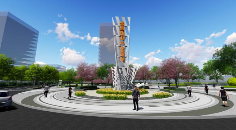 [浙江]湖州高新技术绿色智能制造产业园设计_3