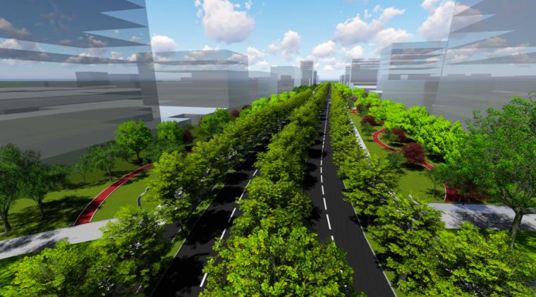 [浙江]湖州高新技术绿色智能制造产业园设计_10