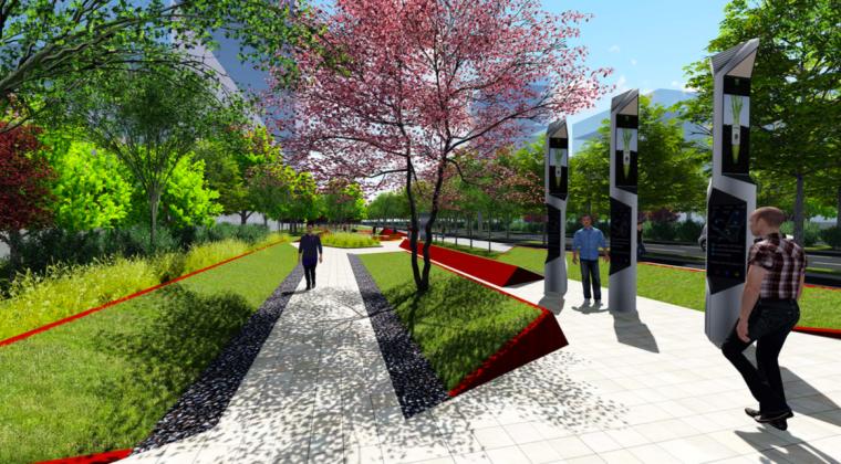 [浙江]湖州高新技术绿色智能制造产业园设计_13