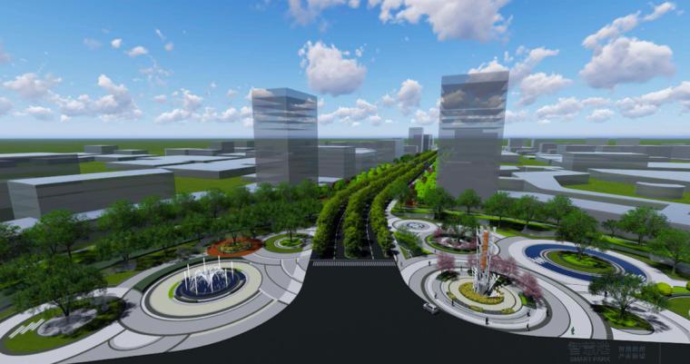 [浙江]湖州高新技术绿色智能制造产业园设计_21