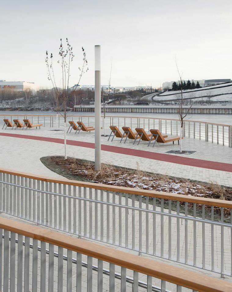 俄罗斯高密度住宅区堤岸景观规划_20