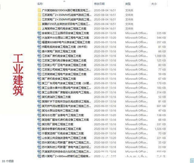 800份Word版电气施工方案范本合集(可编辑)_3