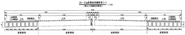 拼宽桥梁设计遵循哪些规范标准?_3