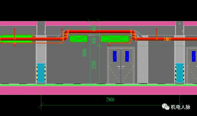 BIM案例解析,地下车库层高3400的可行性_7