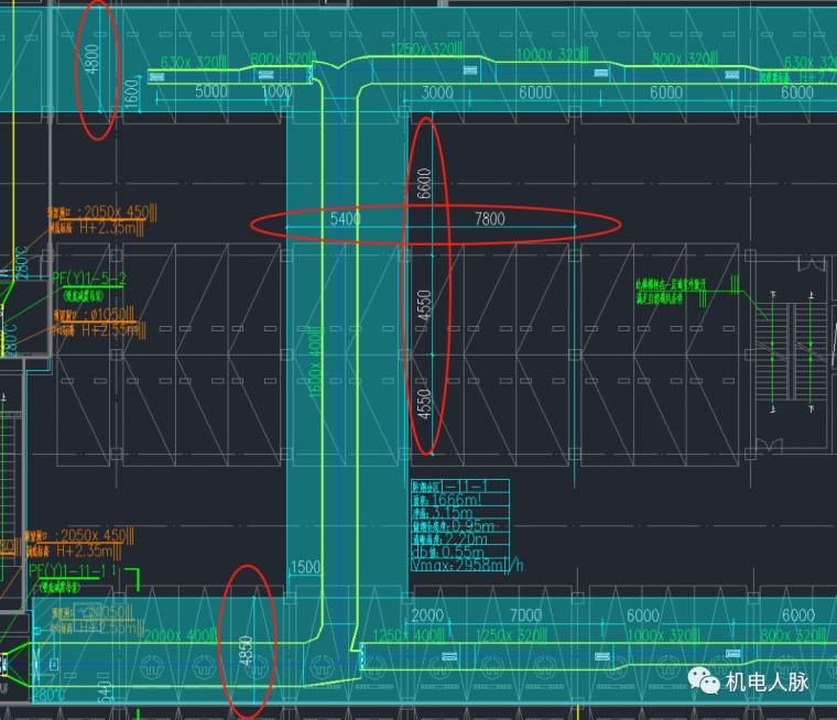 BIM案例解析,地下车库层高3400的可行性_8