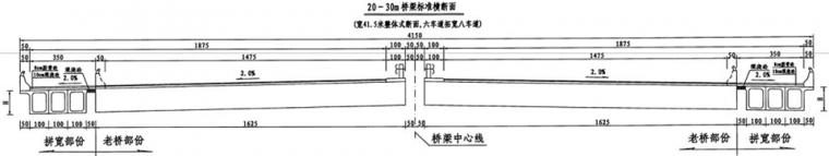 拼宽桥梁设计遵循哪些规范标准?_6