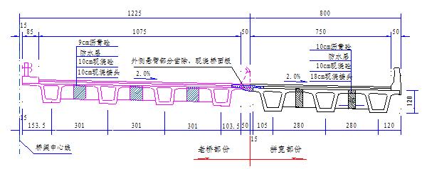 拼宽桥梁设计遵循哪些规范标准?_8