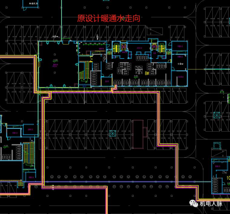 BIM案例解析,地下车库层高3400的可行性_21
