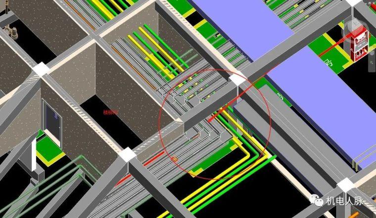 BIM案例解析,地下车库层高3400的可行性_22