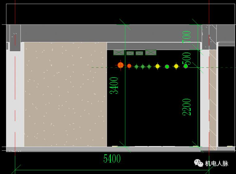 BIM案例解析,地下车库层高3400的可行性_24