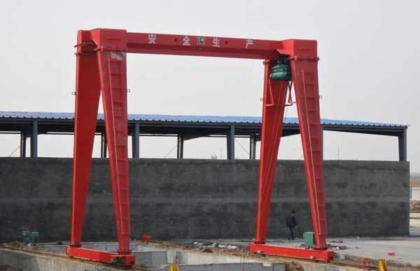 龙门吊安装与拆卸指引_2