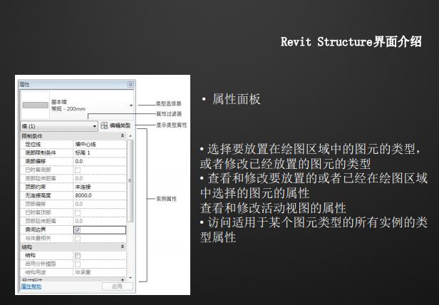 Revit软件介绍及详解_5
