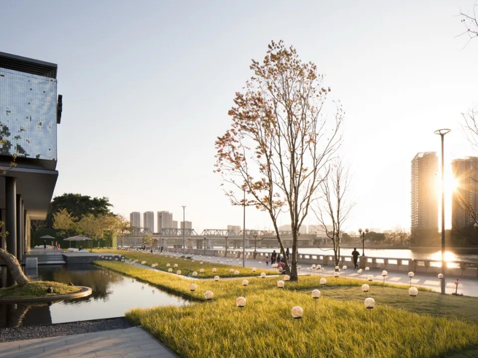 广州保利·天珺示范区景观