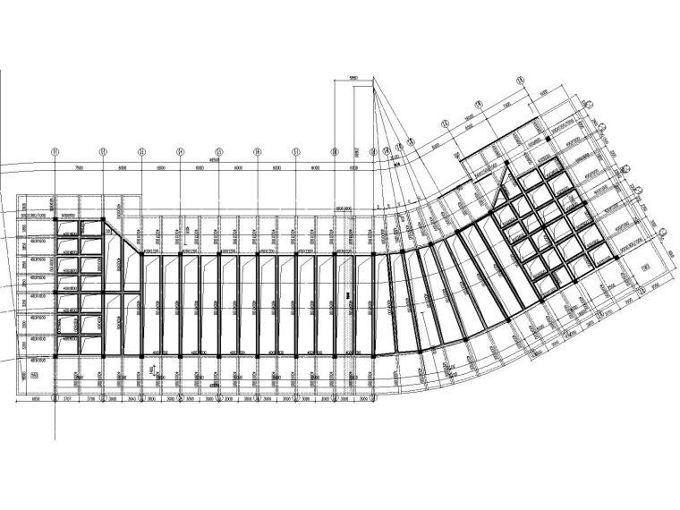 高层框架剪力墙教学楼结构施工图2018,150张_4