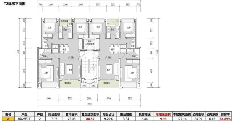[重庆]现代高层洋房社区+售楼处建筑方案_8