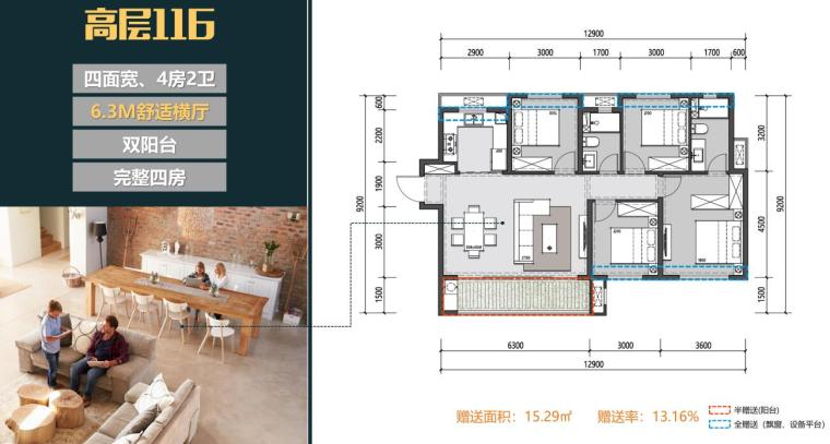 [福建]现代化大花园+宽居住宅建筑概念方案_13