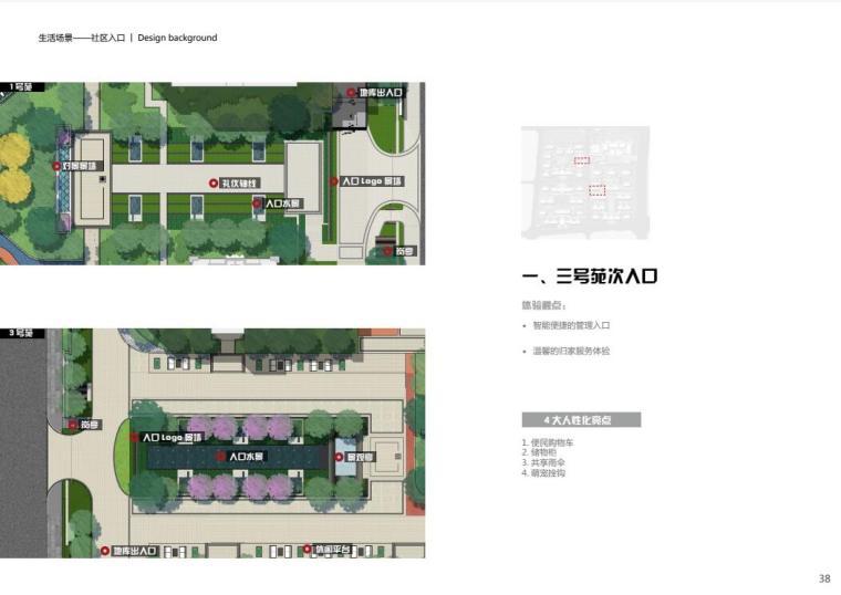 [四川]品质生活+活力社区园区景观方案设计_8