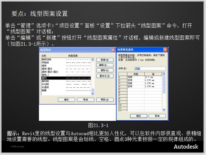 Revit软件-样板文件的基本设置_5