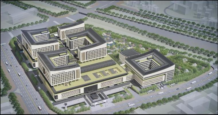 深圳中医院一期机电施工BIM技术应用总结_5