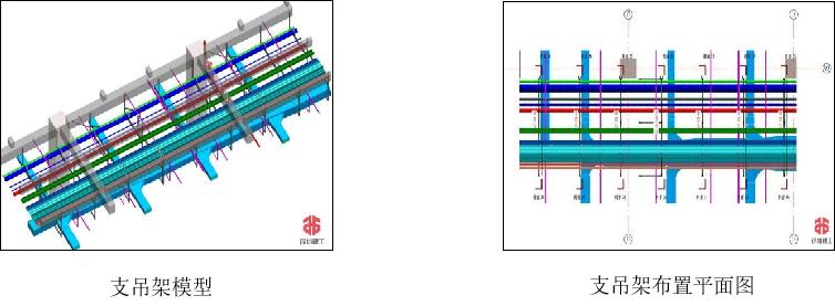 深圳中医院一期机电施工BIM技术应用总结_13