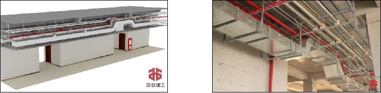 深圳中医院一期机电施工BIM技术应用总结_25