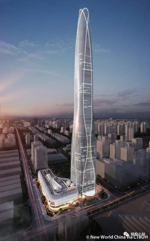 超高层建筑的结构体系(一)_54