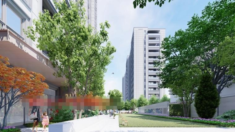 [上海]新中式豪宅住宅设计模型SU(2020)_6