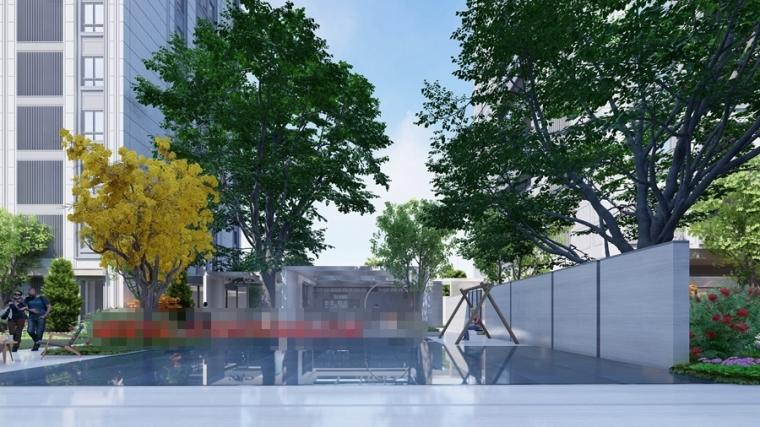[上海]新中式豪宅住宅设计模型SU(2020)_7